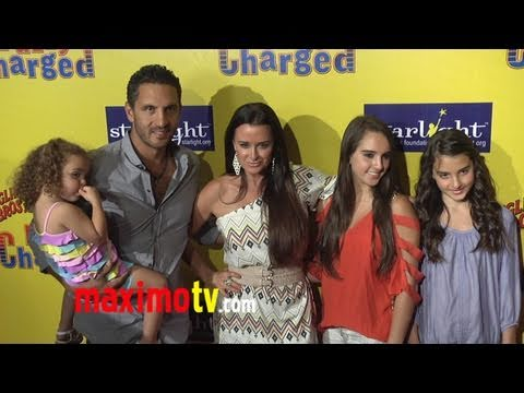 Kyle Richards at Ringling Bros. and Barnum & Baile...