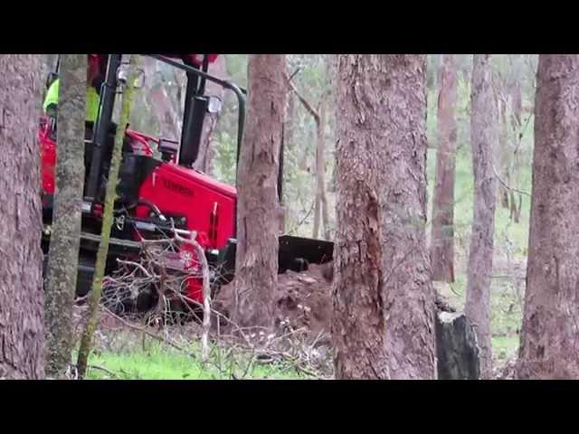 Cub Cadet - Hanmey Trio MD-50 MKII Tracked Tractor Dozer