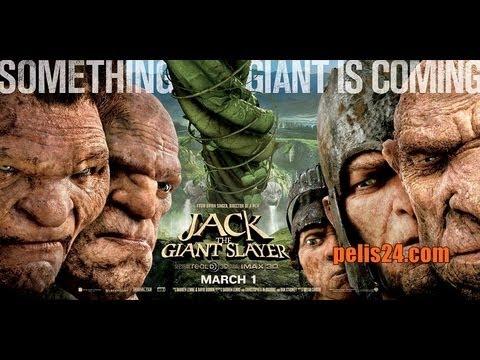 Jack el caza gigantes 2013 trailer final espa ol youtube for Cama gigantes