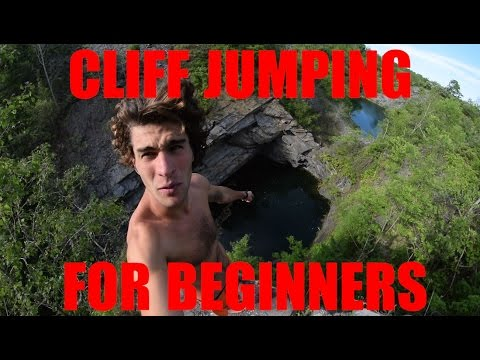 how-to-cliff-jump---tutorial-for-beginners
