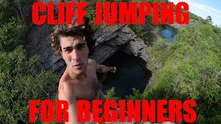 How To Cliff Jump - Tutorial for Beginners