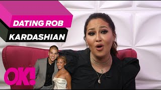 Adrienne Houghton Says She Never Talks To Rob Kardashian — 'Shortest Relationship Of My Whole Life!'