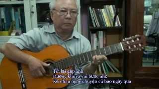 TRĂNG TÀN TRÊN HÈ PHỐ (Phạm Thế Mỹ)