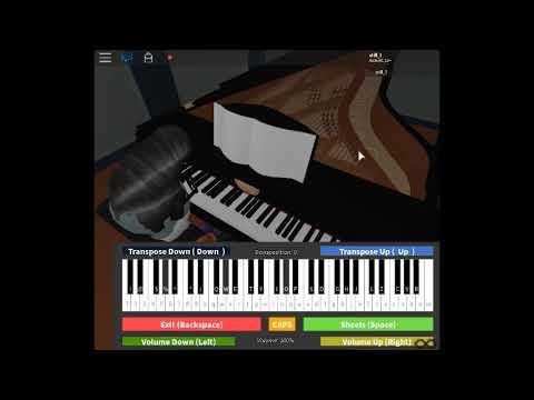 Roblox Piano - Thomas & Friends Season 1-6 Theme