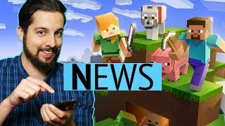 Neues Minecraft-Spiel wie Pokémon GO - News
