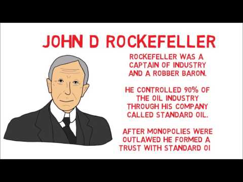 STAAR Video Review Industrialization and the Gilded Age