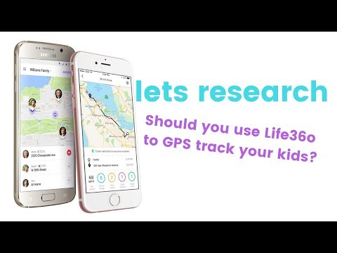 Life360 Location Tracking for Families   Lets Review Video