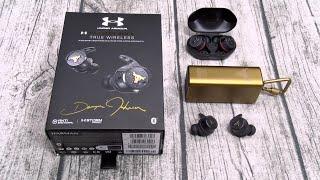 Under Armour Project Rock - True Wireless Earbuds