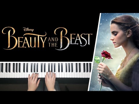 Beauty and the Beast (2017 Trailer) Prologue - Piano Cover