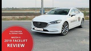 Mazda 6 (2019) Facelift REVIEW - Die bessere VW Passat Alternative?