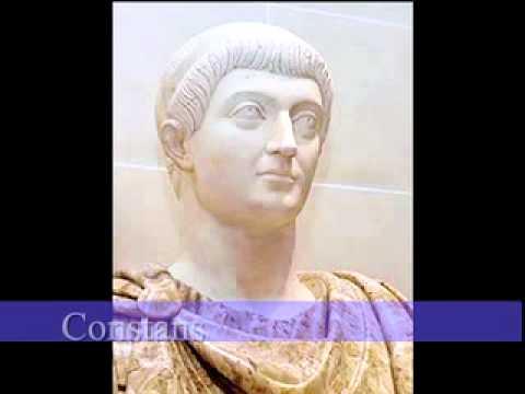 Constantius - Gibbon
