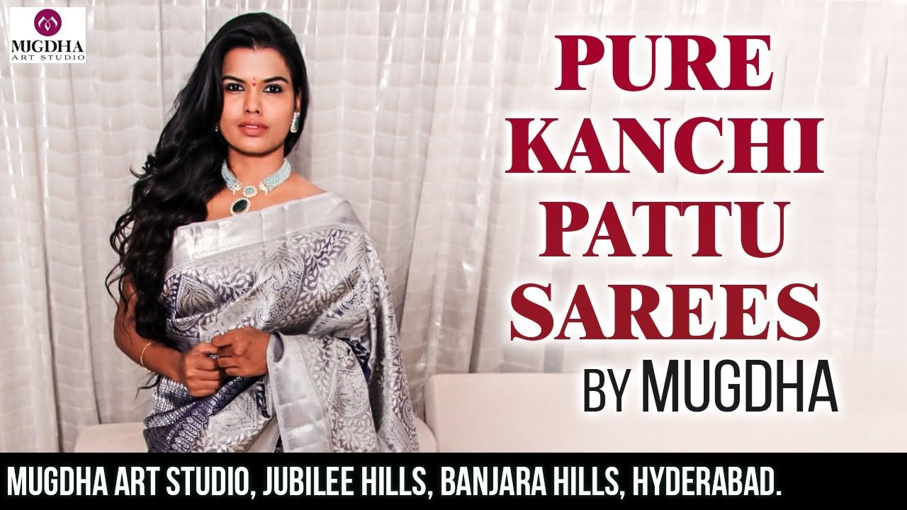 Video Pure Kanchi Pattu Sarees Mugdha Sashi Vangappalliwatch Pure Kanchi Pattu Sarees Episode Ft Sashi Vangapalli Mugdha Kanchipattu Pattusarees For Online Orders Please Contact 8142029190