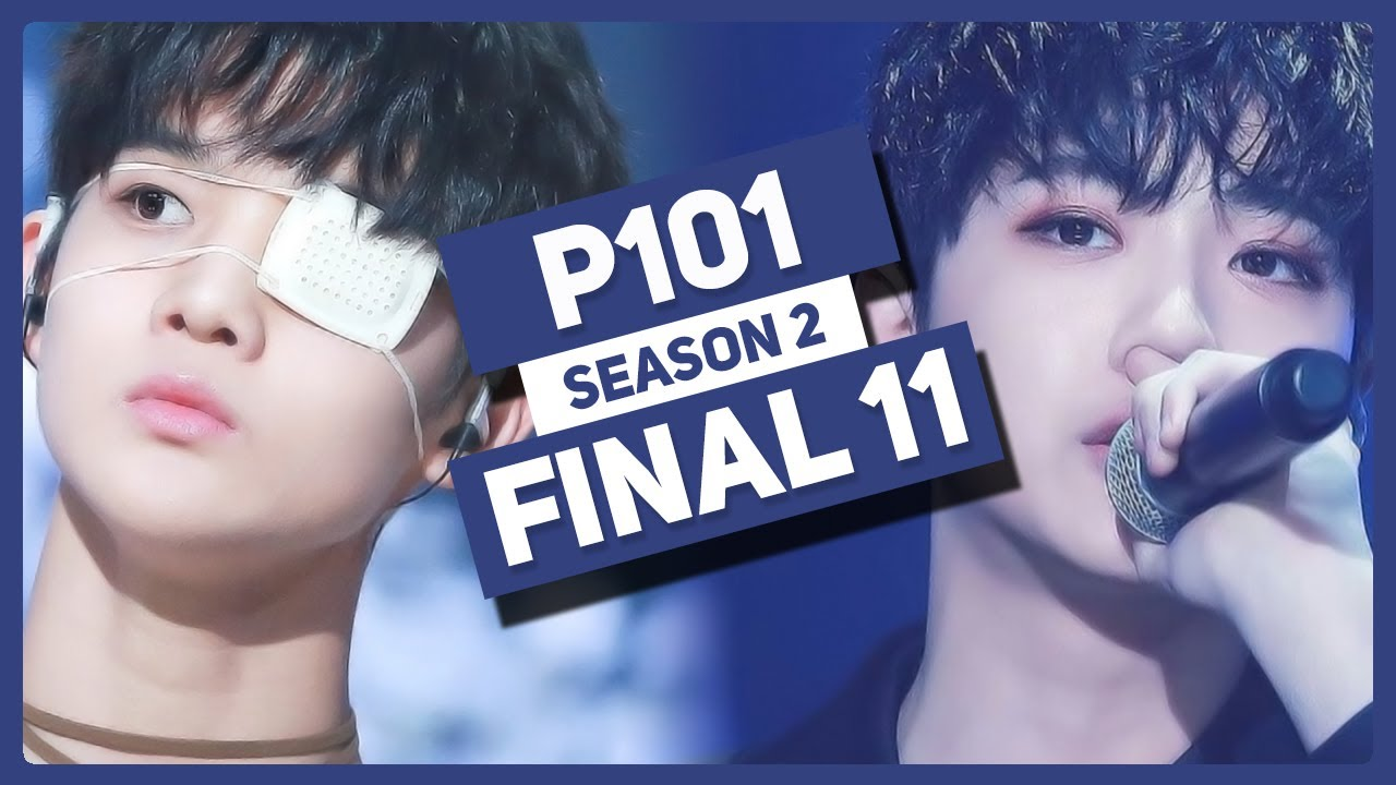 Produce 101 Season 2 Final 11 Ranking | HEXA6ON's Top 11 Ranking