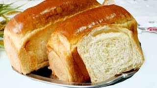 Pão de Forma Caseiro Muito Macio