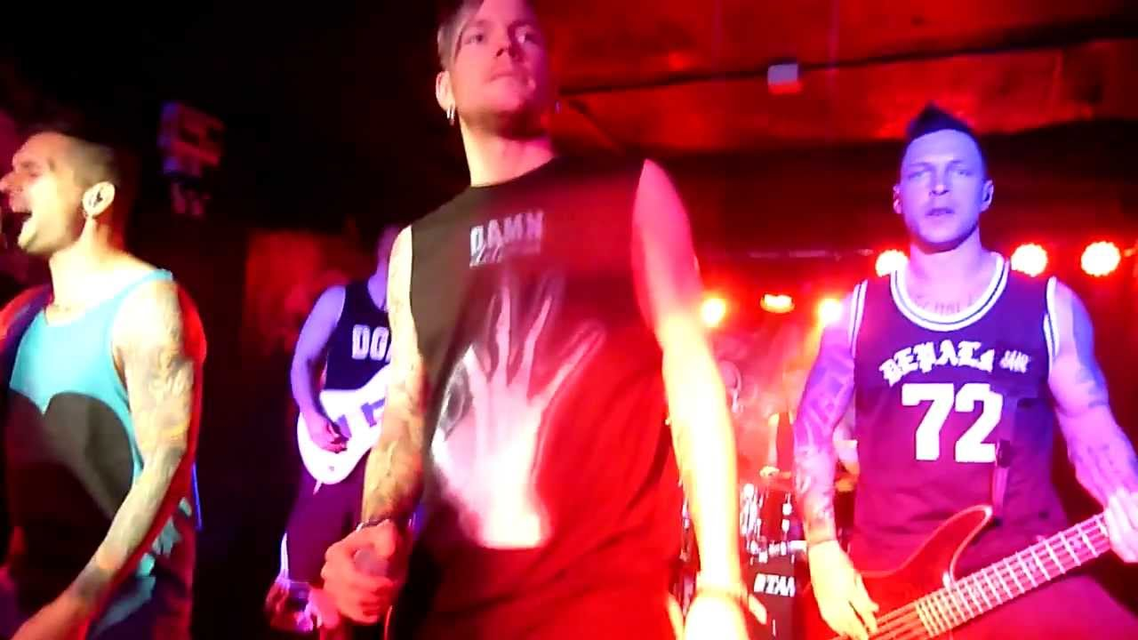 Dead by April - Freeze Frame LIVE (New Song!) - YouTube