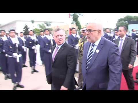 جلالة الملك عبد الله الثاني يغادر الرباط في ختام زيارة رسمية للمملكة المغربية