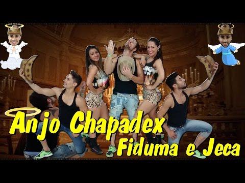 Fiduma e Jeca - Anjo Chapadex - Coreografia Oficial Equipe Marreta