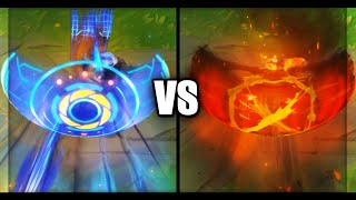 Pulsefire Pantheon vs Zombie Slayer Pantheon Skins Comparison (League of Legends)