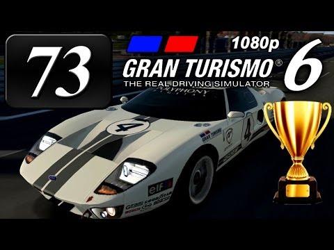 Gran Turismo 6 [FullHD] - Part #73 - GT World Championship & Credits