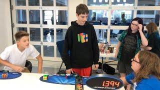 1.51 2x2 World Record Average - Lucas Etter