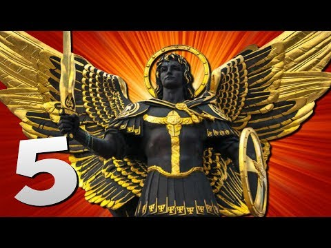 5 FACTS About MICHAEL THE ARCHANGEL That Will SURPRISE You !!!