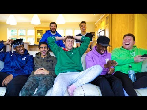 SIDEMEN MOST LIKELY TO CHALLENGE