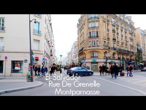 El Salvador, Rue De Grenelle & Montparnasse | KANTRAVELS