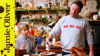 Jamie's Christmas Turkey | Keep Cooking At Christmas | Jamie Oliver