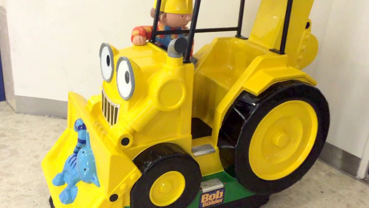 Bob The Builder Toy Pullback Scoop Toy Construction ...