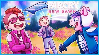 THE *DEADLIEST* WEAPON in Far Cry New Dawn! (Funny Co-Op Moments & 4K Gameplay)