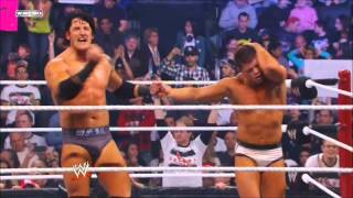 WWE Survivor Series 2011 Highlights HD