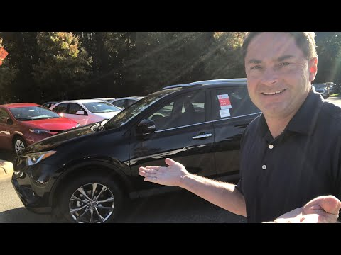2018 Toyota RAV4 Limited Review