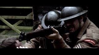 Dunkirk War Film - Fusilier - Tin Hat Productions