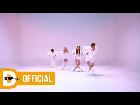 K.A.R.D - Don`t Recall Key point of dance