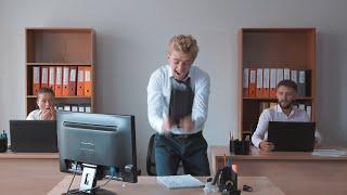 """Рекламный ролик для компании """"Workle"""""""