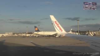 Flying by AIR EUROPA Boeing 737-800 EC-LPR FRA-MAD