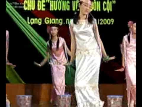 Giai điệu tuổi hồng Huyện Lạng Giang