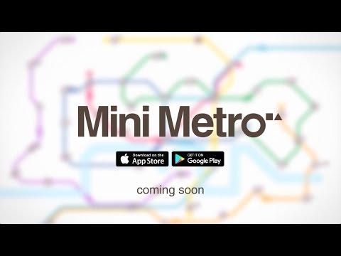 Mini Metro - Mobile Teaser Trailer