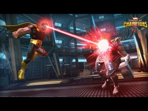Marvel Contest of Champions Hyperion Spotlight