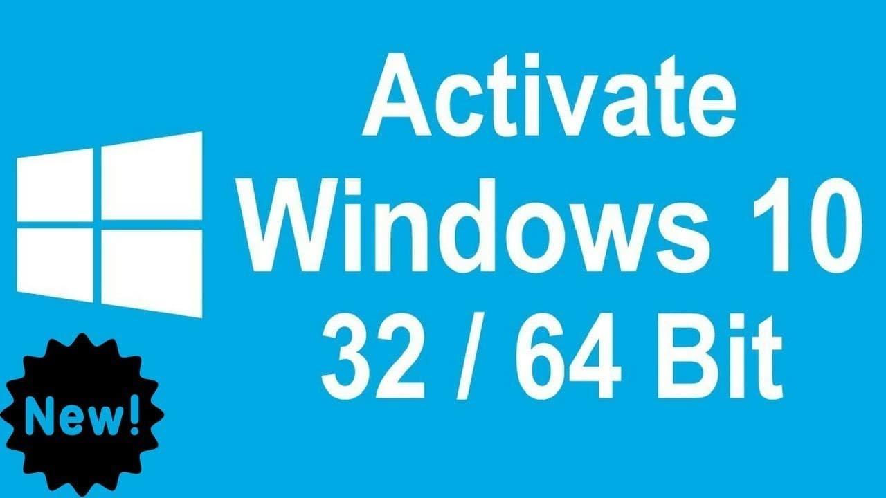 تفعيل ويندوز 10 من دون كراك ومدى الحياة Activation Windows 10 Pro