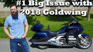 2018 DCT Goldwing first Test Drive: watch before you buy