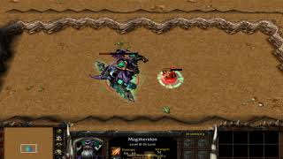 1 Magtheridon vs 1 Sylvanas Windrunner (With Skills) 1080p
