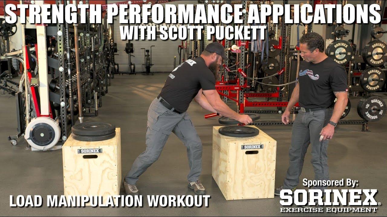SPA Load Manipulation Workout