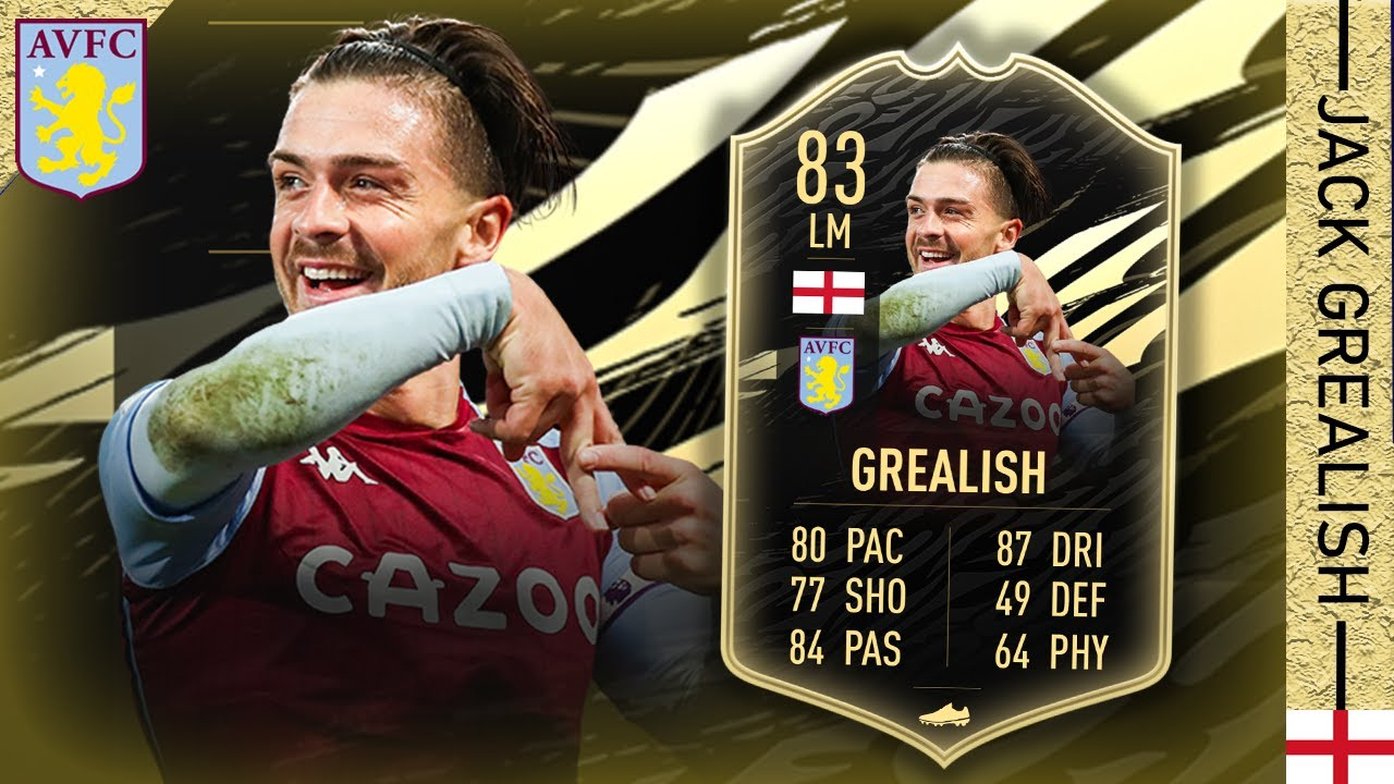 What A Card! - 83 Inform Jack Grealish Review! FIFA 21 Ultimate Team! -  YouTube