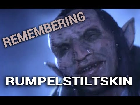 Remembering: Rumpelstiltskin 1995