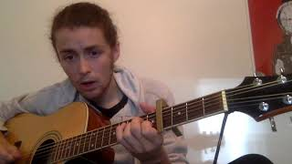 Brand New - Could Never Be Heaven (ACOUSTIC COVER)