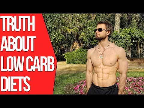 The Truth About Low Carb Diets and Cutting Carbs To Lose Weight