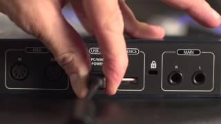 PreSonus AudioBox i Series QSG, Part 2 of 6: Interface Overview