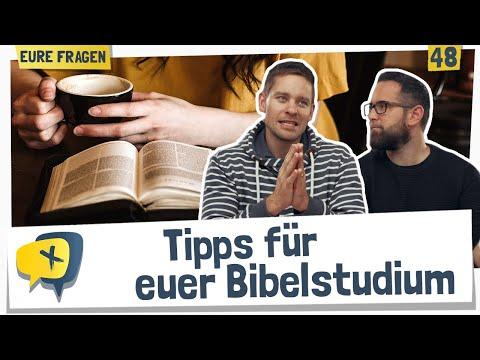 Wie Lese Ich Die Bibel Richtig? | Bibelstudium| Eure Fragen | Crosstalk ᴴᴰ