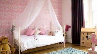 Уютный дом-Обои для детской комнаты(, 2016-01-15T15:56:04.000Z)